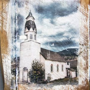 Lillooet Church Wall Art