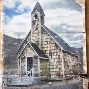 Spences Bridge Church Wall Decor