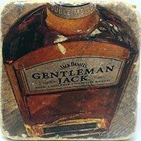 Gentleman Jack Coaster