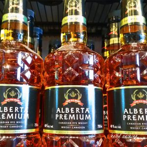 Alberta Premium Whiskey