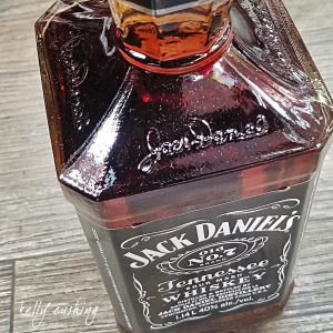 Jack Daniels No 7 from top