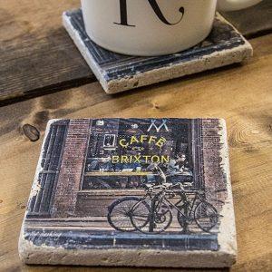 Caffe Brixton Coaster