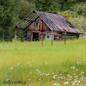 Kamloops Barn