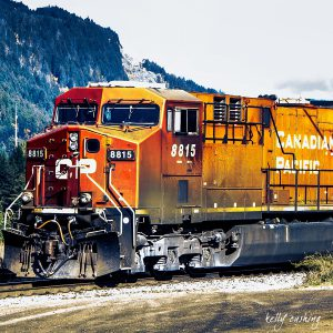 North Bend Train