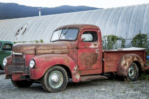 Vintage International Truck, Rosedale, BC
