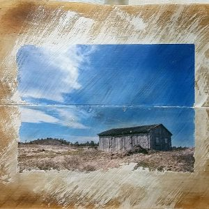 Cape Breton Shack Wall Decor by Kelly Cushing