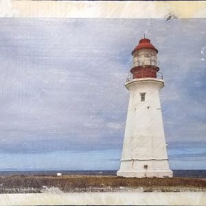 Glace Bay Lighthouse Wall Decor