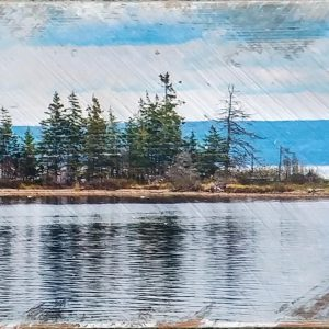 Lighthouse at Baddeck Wall Decor
