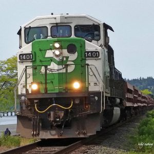 White Rock Train