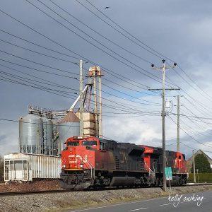 Langley Train