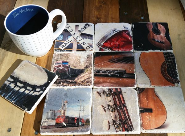Group of Coasters