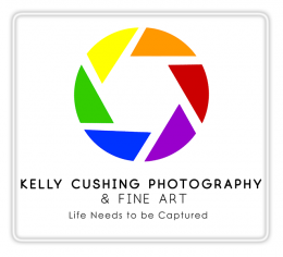 Logo for Kelly Cushing Photography & Fine Art