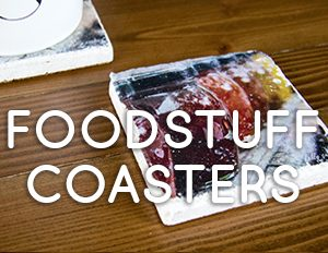 Food Stuff Coasters